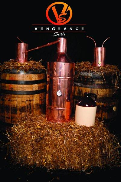 moonshine still, whiskey still