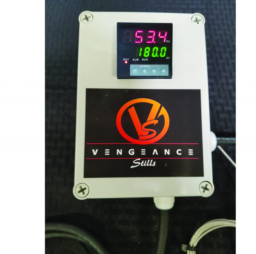 5500 Watt 220 Volt Variable Power Controllers For Electric Stills