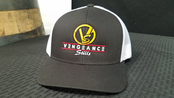 vengeance stills hat