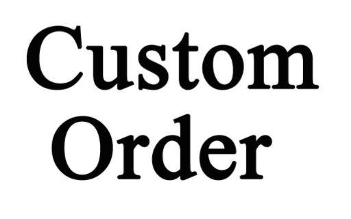 custom order pic