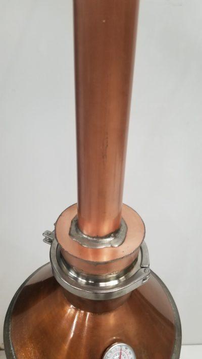 """2"""" Reflux Column with condenser"""